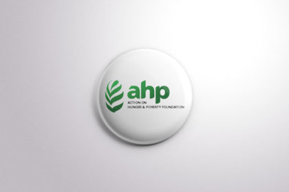 AHP – Action on Hunger and Poverty Foundation Branding