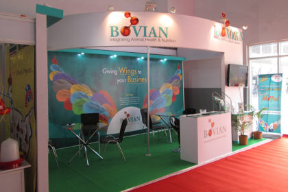 Bovian Exhibition Stall
