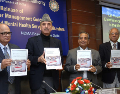 Book Released on 'Reducing Earthquake Risk in Hospitals'