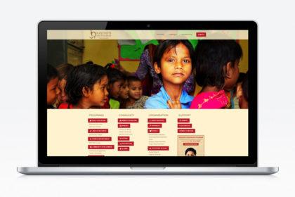 Navjyoti Foundation Website