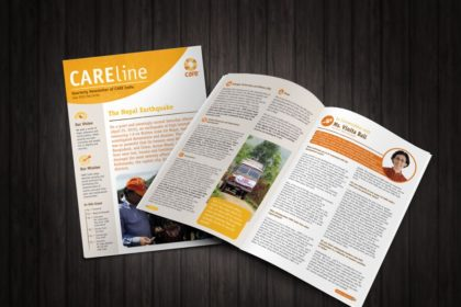 CARE  News letter - CARE ZONE